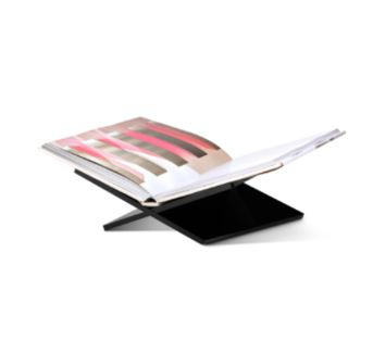 A book stand negro