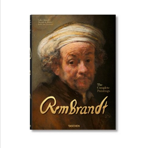 Rembrandt the comp paintings
